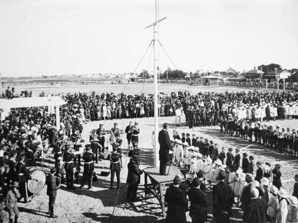 27. 1918 Playground opening day copy