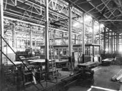 New workshops c1930