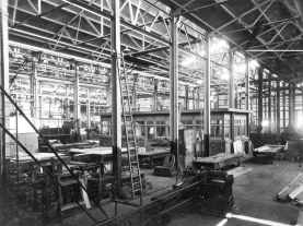 New workshops c1930