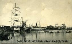 Monochrome postcard (wharf) (3)