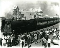 Steam Train, Last in Ellen St. Port Pirie